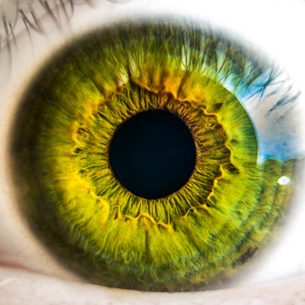 ecografie în oftalmologie