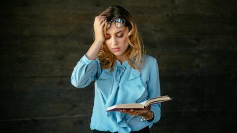 Tontura pode ser sinal de problema de vista?