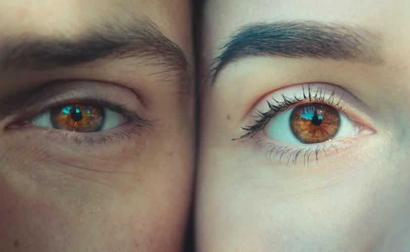lente de contato com grau