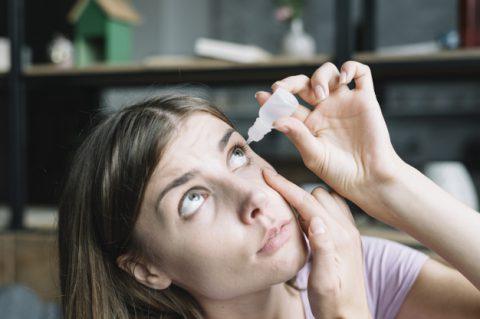 Uso de colírio pode causar algum mal?