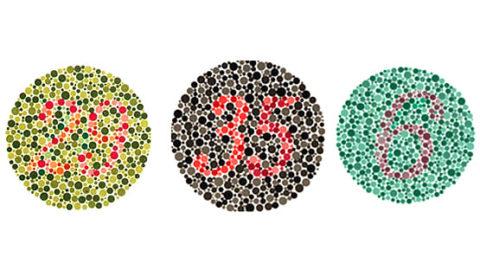 Senso Cromático: entenda o exame que detecta o daltonismo