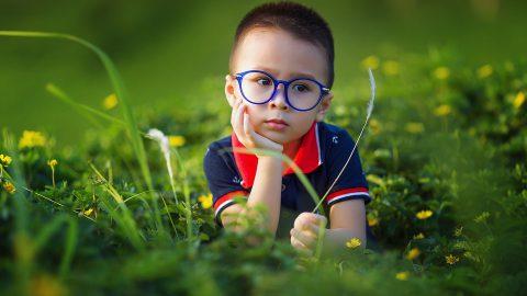 Quando levar os filhos ao oftalmologista?