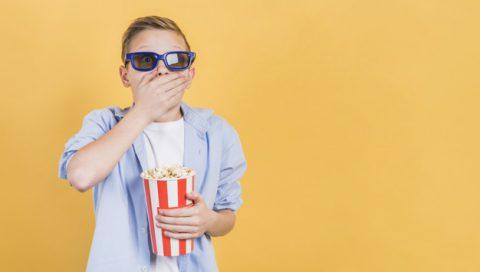 Assistir a filmes 3D pode fazer mal à vista?