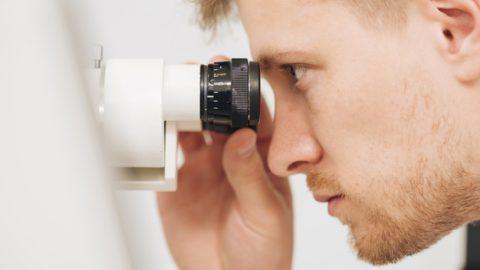Mapeamento de retina: como é feito e para que serve