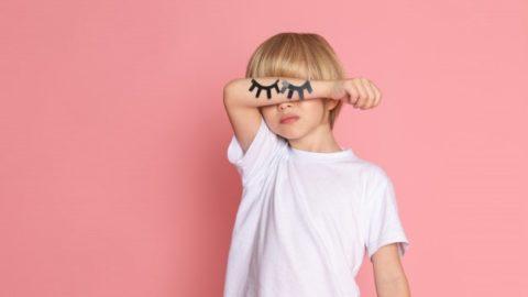 Problemas de visão na infância mais comuns
