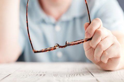 Redobre os cuidados com a vista durante a quarentena