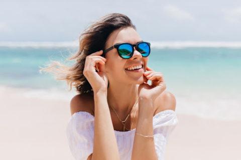 6 cuidados com a vista no verão
