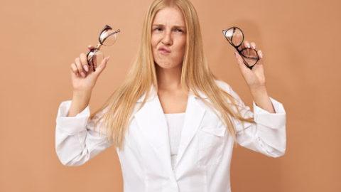 Alta miopia pode causar ceratocone?