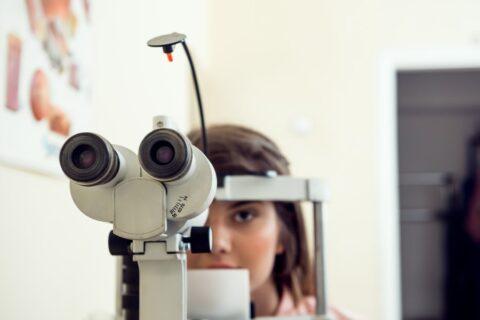 O que é miopia degenerativa?