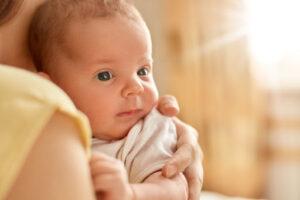 Como saber se meu bebê tem problema de visão?
